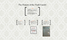 The History of the Troth Family
