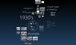 The Great Depression of the 1930's: Year 9 History