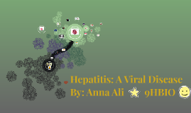 Hepatitis: A Viral Disease