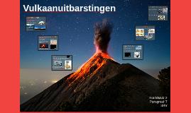 3HV H2 P7 Vulkaanuitbarstingen
