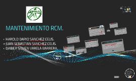 Copy of MANTENIMIENTO RCM.