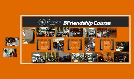 BFriendship Week2