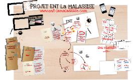 Présentation ENT - La Malasise