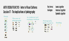 17 The Implications of Photography