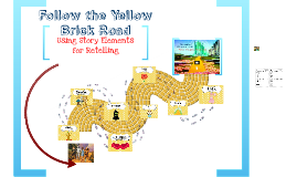 Follow the Yellow Brick Road: Using Story Elements for Retelling