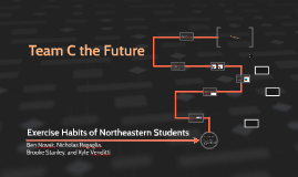 Exercise Habits of Northeastern Students