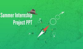 Summer Internship Project PPT