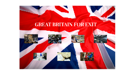 GREAT BRITAIN FOR EXIT