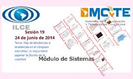 Sesión 19 (Módulo de Sistemas) 2014