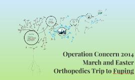 Operation Concern 2014