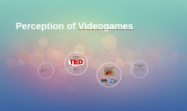 Copy of Perception of Videogames