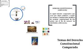 Copy of Derecho Comparado