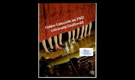 Online-Unterricht am FMZ - Universität Greifswald