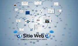 SITIO WEB PRESENTACION