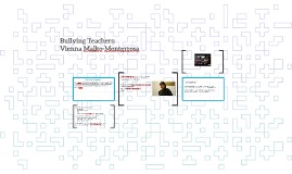 Cyber-Bullying Teachers: