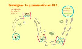 Copy of Enseignement de la grammaire en FLE