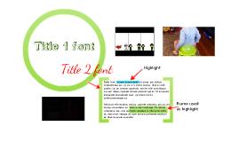 Colour font test