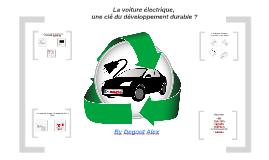 Copy of La voiture électrique,