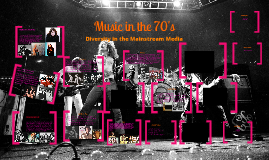 Music In The 70's