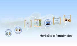 Heráclito e Parmênides - 6º ano