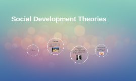 Learning and Development Theories