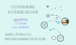 Jan. 2016 Kansas City: Cultivating Balance