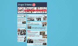 Copy of Grupos Urbanos