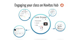 Engaging your class with Navitas Hub