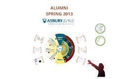 ALUMNI Spring 2013 - Asbury Theological Seminary