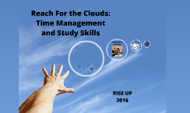 Copy of Time Management & Study Skills
