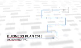 BUISNESS PLAN 2018