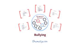 Dramatización de una situación de Bullying