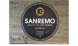 Sanremo UK & Ireland Intro