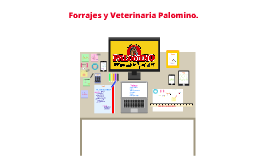 Copy of Plan de intracomunicación de Forrajes y Veterinaria Palomino