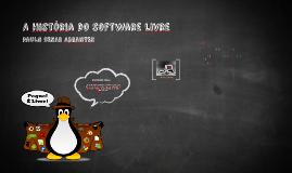 A História do software livre