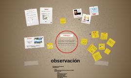 INVESTIGACION OBSERVACIONAL