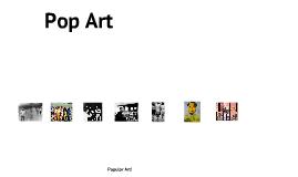 Pop Art vs. Pop Culture