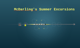 McDarling's Summer Excursions