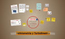 Nefelometría y Turbidimetría