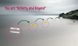 """You are """"Infinity and Beyond"""""""