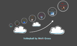 Volleyball by Molli Gross