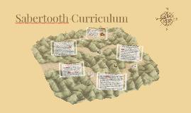 Sabertooth Curriculum