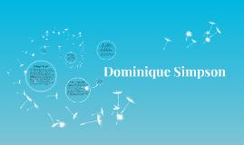 Dominique Simpson