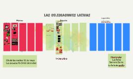Las celebraciones latinas