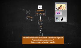 Copy of Educazione ai nuovi media