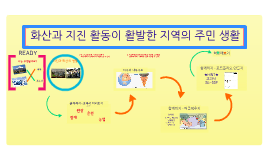 Copy of 화산과 지진 활동이 활발한 지역의 주민 생활