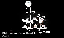Bfa International Handels GmbH