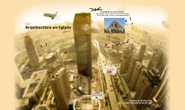 Arquitectura de Egipto