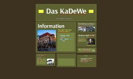 Das KaDeWe