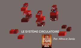 LE SYSTEME CIRCULATOIRE